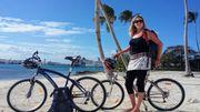 Fincaurlaub mit dem Rad auf