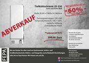 GGG Tiefkühlschrank weiß LD-330 ABVERKAUF