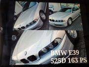 BMW E39 525D Touring