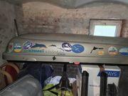 ältere gebrauchte Dachbox