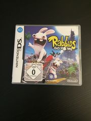 Nintendo DS - Rabbids Go Home