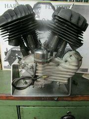 Harley Flathead Motor 1940 W