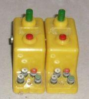 TRIX Drucktasten-Schalter 2x 6594 Umschalter
