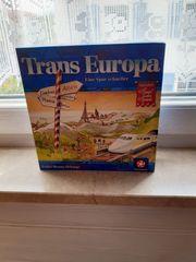 Trans Europa Eine Spur schneller