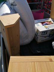 Regale Sprungrahmen Wäschekorb Kinderkaufladen und