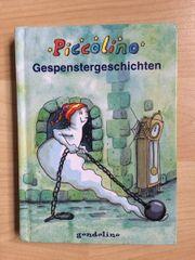 Kinderbuch Piccolino Gespenstergeschichten