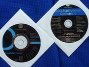 2 Original CDs für Konica