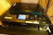 Verkauf Farbtintenstrahldrucker mit Scanner Canon