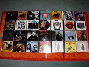 CD SAMMLUNG MIT 116 CD s