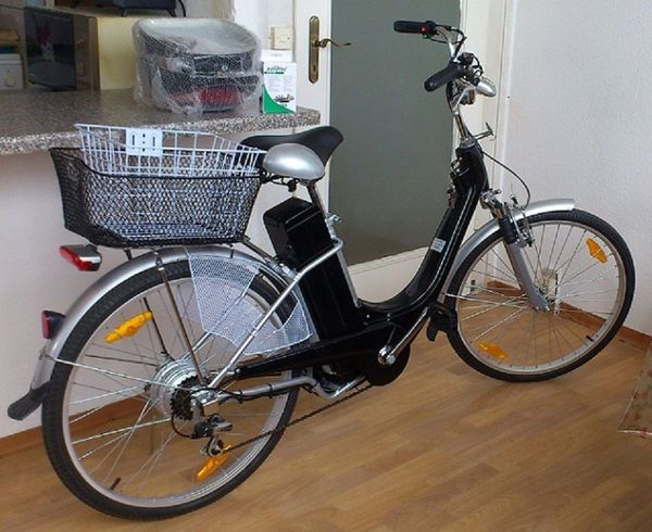 Elektrofahrrad 26 E-Citybike 1 Monat
