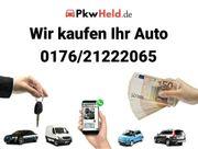Autoankauf - Wir kaufen Ihr Auto -