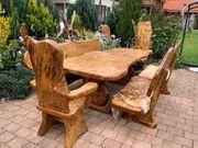 Gartenmöbel - Terrassen Garnituren der besonderen