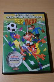 DVD-ROM Fußballweltmeisterschaft der Tiere - inkl