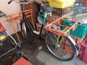 Lastenfahrrad Postfahrrad Fahrrad