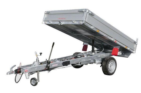Rückwärtskipper 1500-2500KG Einachsanhänger