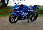 Motorrad Suzuki GSX-R 125
