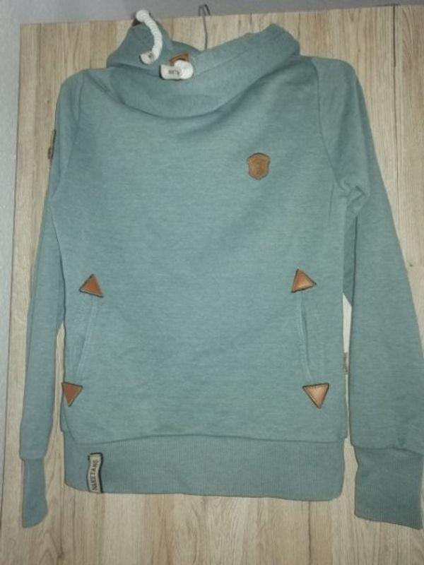 Naketano Pullover grün in Freiberg Damenbekleidung kaufen