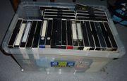 VHS Videokassetten