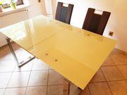 Moderner Esstisch mit Auszug Wunderschöner