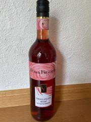 ROSE-Wein Trollinger Württemberg Süß Fruchtig