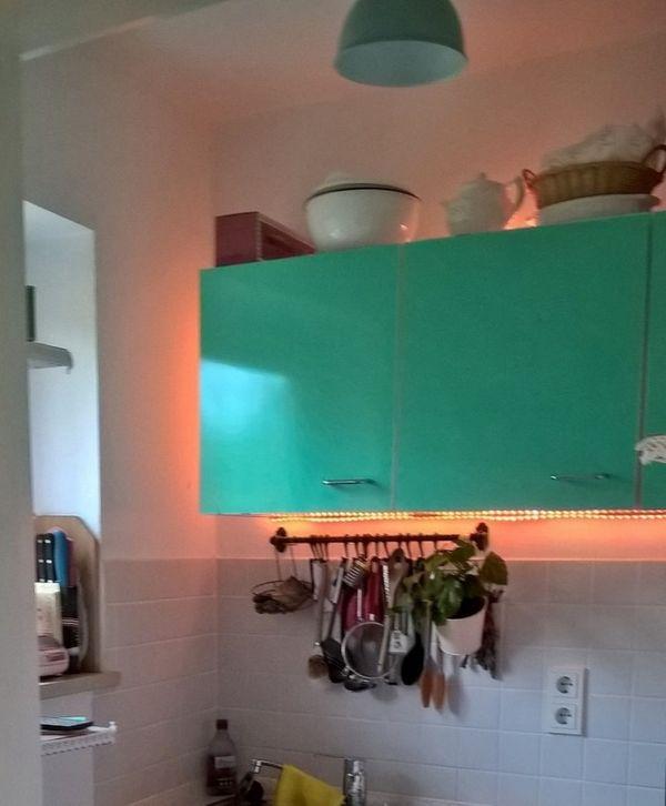 2 Küchenhängeschränke mit 50 cm