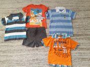 Sommerbekleidung für Jungs in Gr
