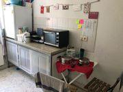 Ikea Küchenanrichte und MiniSpüleinheit Metakk