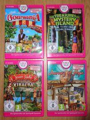Purple Hills Set 4 Wimmelbildspiele