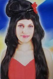 Perücke Amy Winehouse neu