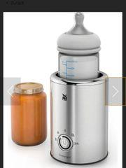 Babykost- Flaschenwärmer Lono in Silber