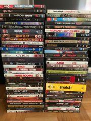 64 Englisch Sprachige DVDs mit