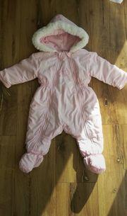 Baby Overall warm Schneeanzug Gr