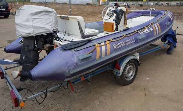 Festrumpfschlauchboot Nuova Jolly RIB