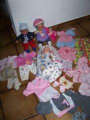 3 Puppen zum Liebhaben mit