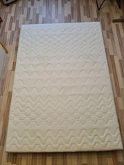Neue Matratze mit Lattenrost 140x200cm