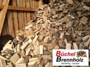 Brennholz Hartholz gemischt Eiche Esche