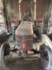 Farmall Traktor aus dem Jahr