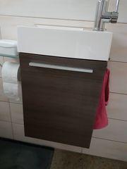 Gaste-WC Waschbecken