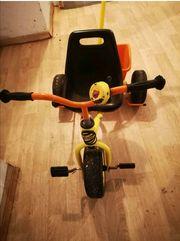 Dreirad mit Stange