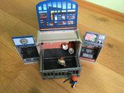 Playmobil Polizeiwache Aufklapp-Spiel-Box Polizeistation