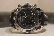 Breitling Chronomat B01 StahlLeder
