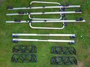 Oris Skiträger Fahrradträger System Windprofil