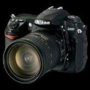 Nikon D200 SLR-Digitalkamera 10 Megapixel