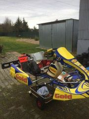 Goldkart GTR30 mit Rotax Max