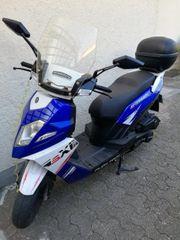 Motorroller - Flex Tech