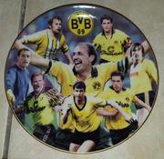 BVB Sammelteller BVB Legenden