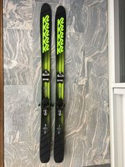 K2 PINNACLE 95 SAISON 17-18