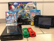 Nintendo WiiU Mari luigi EDITION
