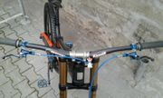 Downhill Bike Saracen