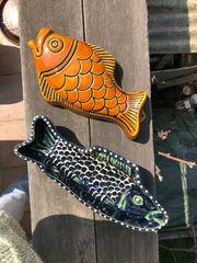 Backform in Fischform Deko Fisch